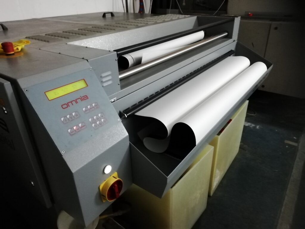 Analogical photo printing